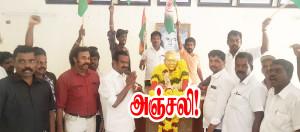 குமரி தந்தை மார்ஷல் நேசமணி அவர்களின் 123 வது பிறந்த நாள்